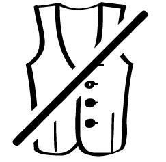 No Vest